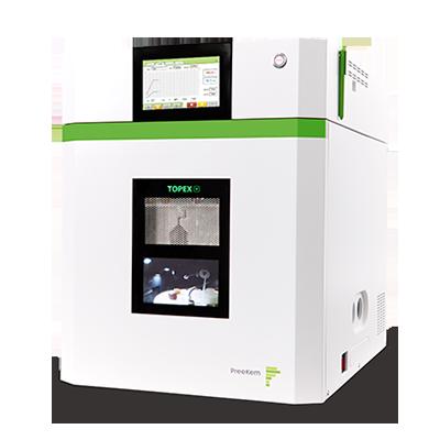 mineralisation par digestion acide et par micro onde pour spectrocopie optique