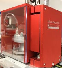 collecteur de fraction pour chromatographie en phase gazeuse