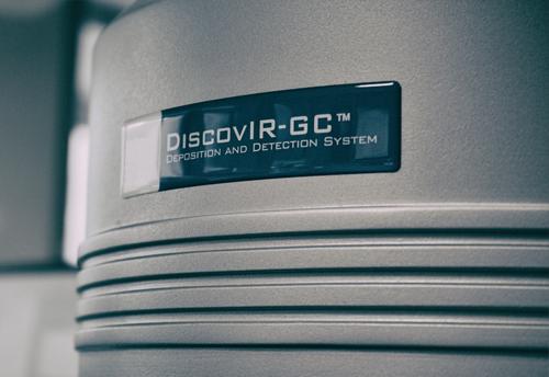 DiScovIR-GC   système GC-IR
