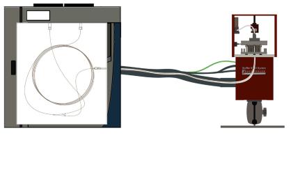 Collecteur de fraction chromatographie phase gazeuse | PREP 9100 | GAZ ANALYTIQUE